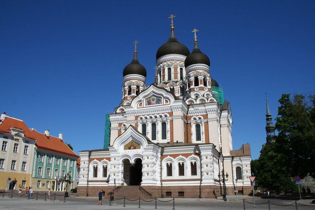 Церковь Александра Невского Таллин