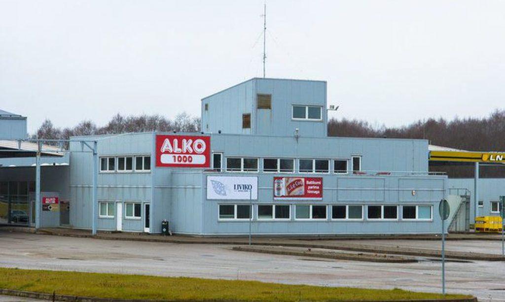 Alko1000 в Тарту