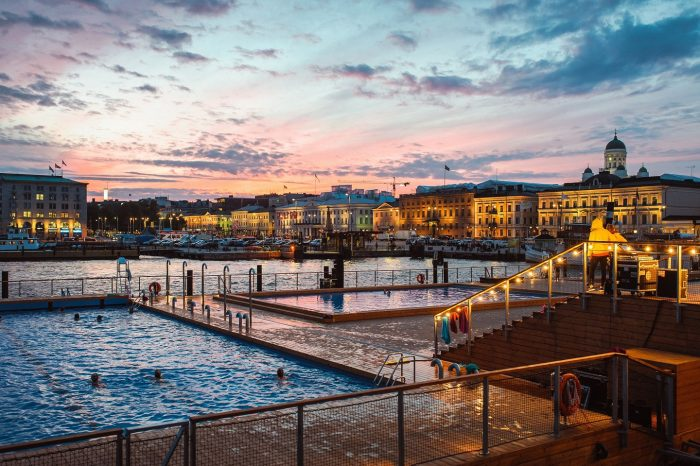 Хельсинки — Таллинн, 3 дня