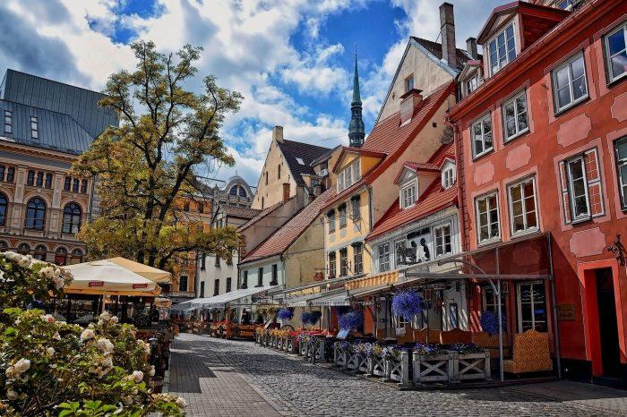 Красавица Рига — Старинный Таллин: балтийские жемчужины