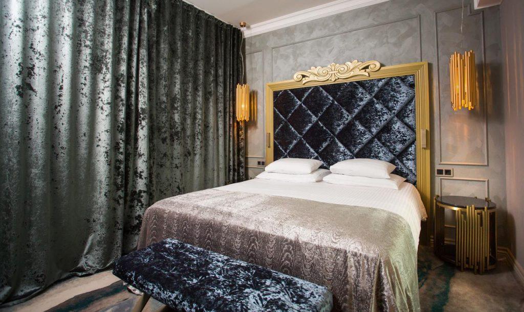 Номерной фонд Aqva Hotel & Spa отеля в Раквере