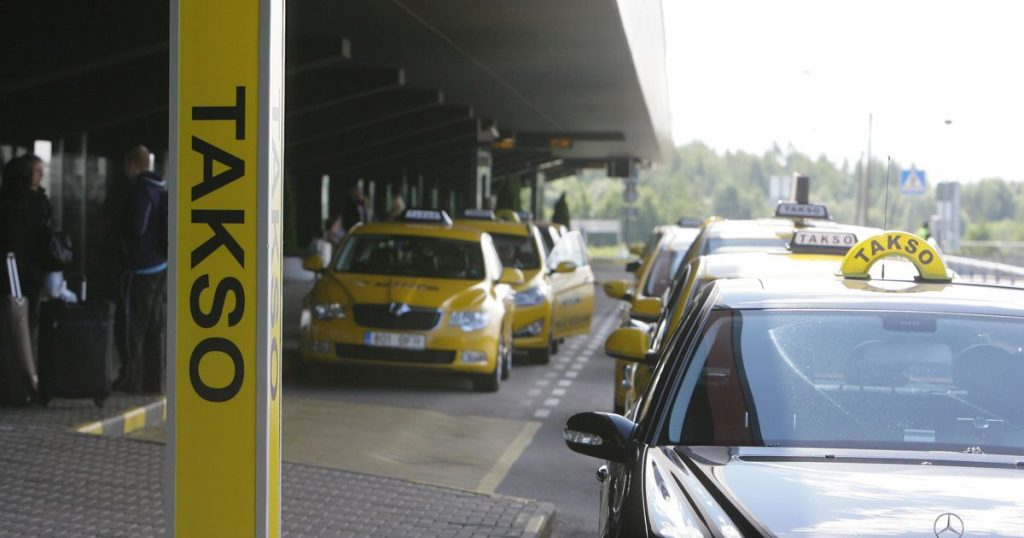 Транспорт до Эстонии