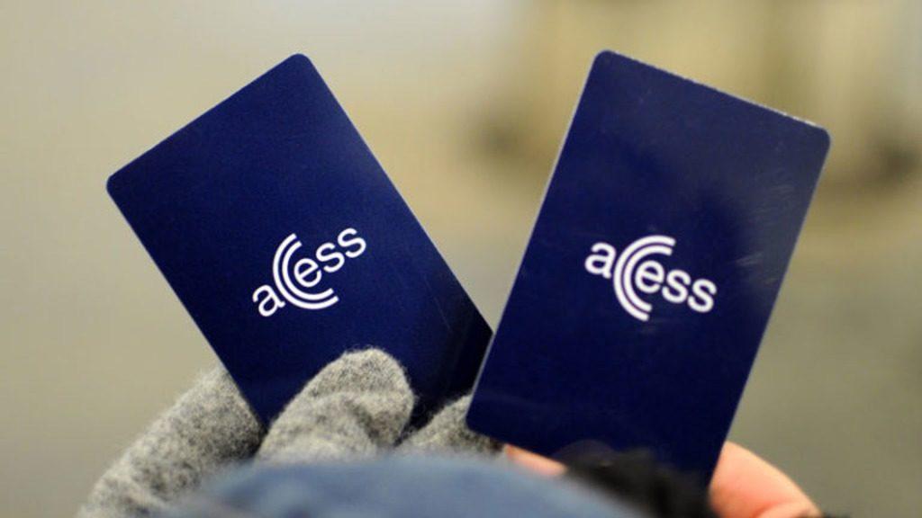 Access card Стокгольма