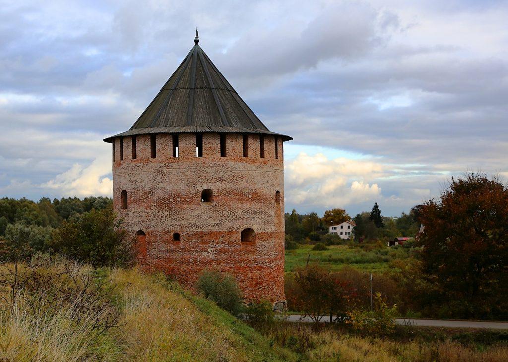 Алексеевская башня