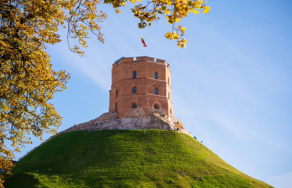 Башня Гедимина