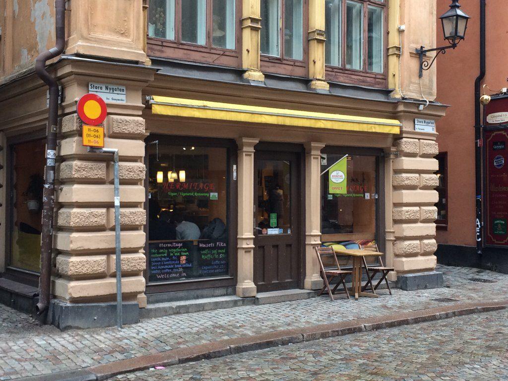 Hermitage в Стокгольме