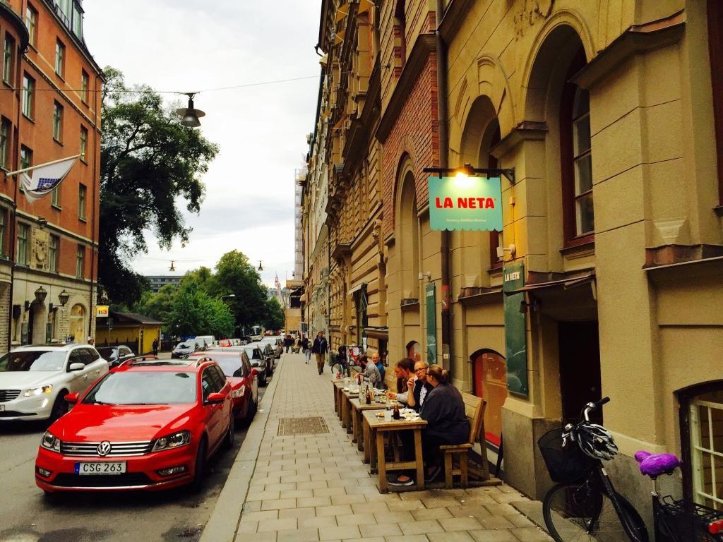 Мексиканская кухня в ресторане La Neta в Стокгольме