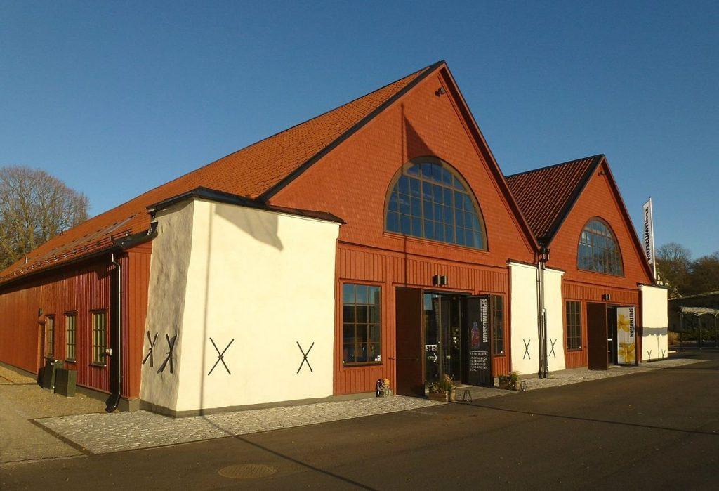 Музей водки в Стокгольме