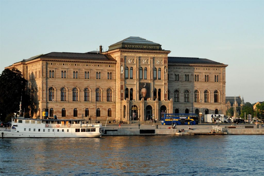 Национальный музей Швеции в Стокгольме