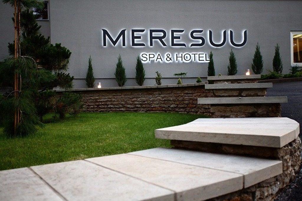 Спа-отель Meresuu (Мересуу) в Нарве