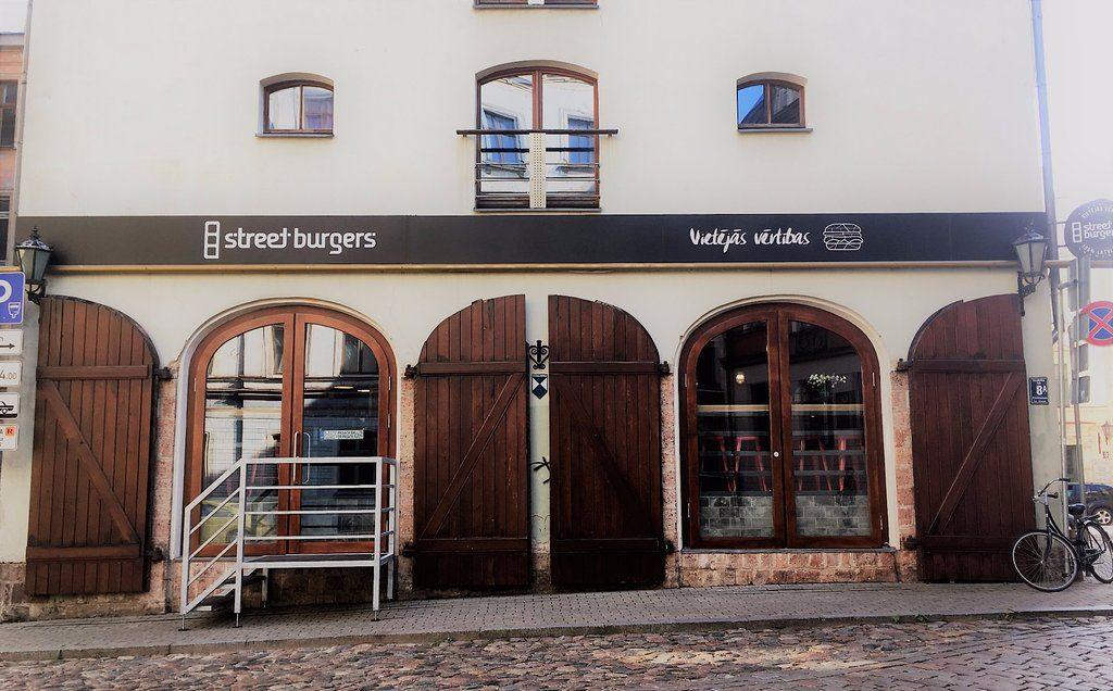 Street Burgers в Риге