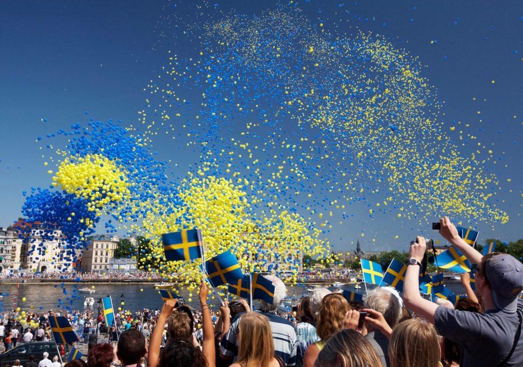 Фестиваль в Стокгольме