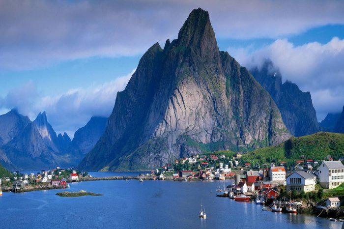 Норвежские фьорды + водопады, 6 дней