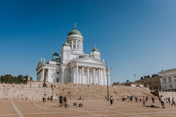 Круиз Финляндия — Швеция, 3 дня