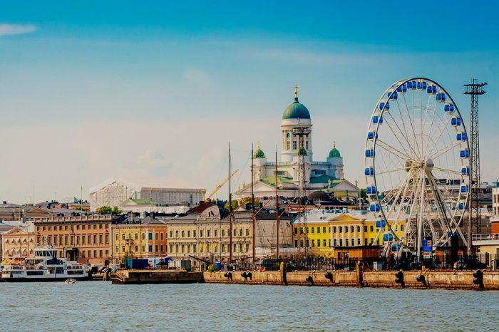 Хельсинки — Таллин, 2 дня