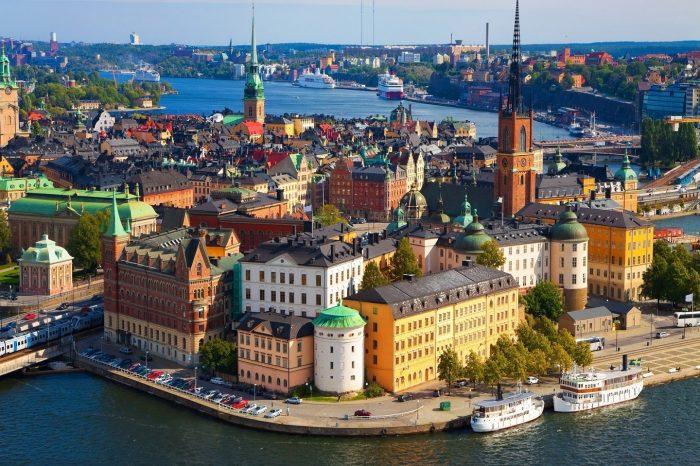 Королевский Стокгольм на пароме линии Хельсинки, 4 дня