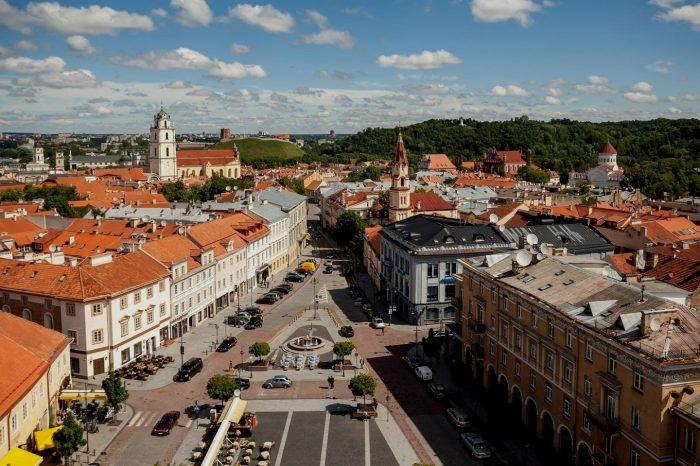 Выходные в Вильнюсе, 2 дня