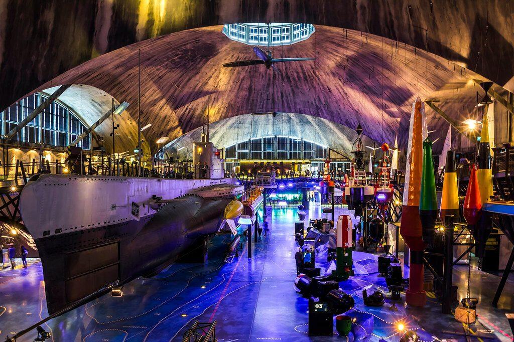Леннусадам - Лётная гавань гидросамолетов