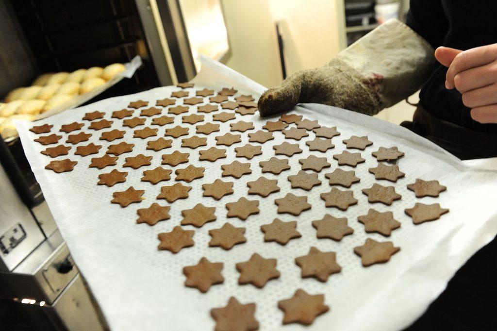 Печенье Piparkūkas