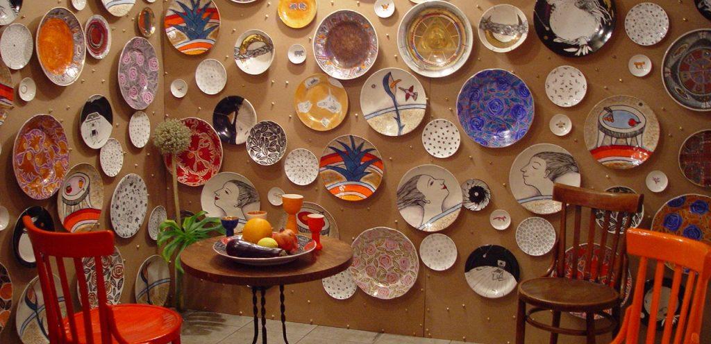 Керамическая и глиняная посуда в Риге