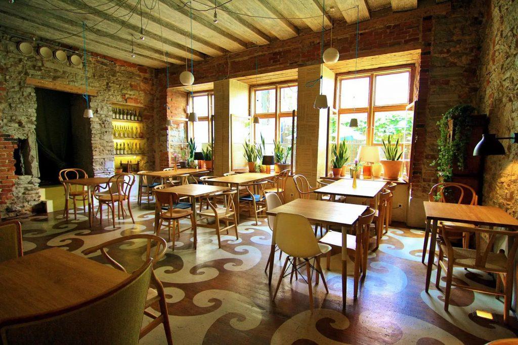 Один из самых популярных ресторанов всего Таллина
