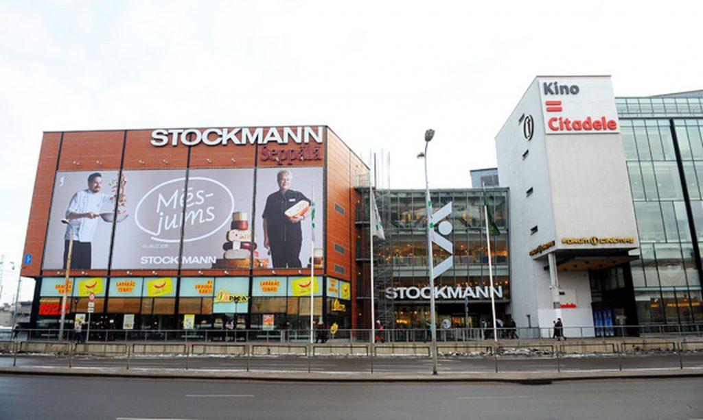 Stockmann в Риге