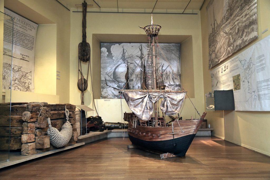 Таллиннский городской музей Linnamuuseum