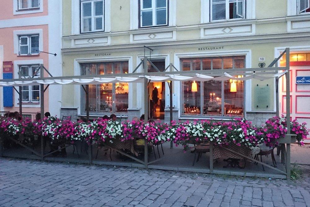 Ресторан Dominic таллин