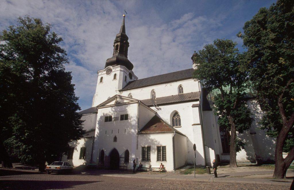 Кафедральный собор Пресвятой Девы Марии в Таллине