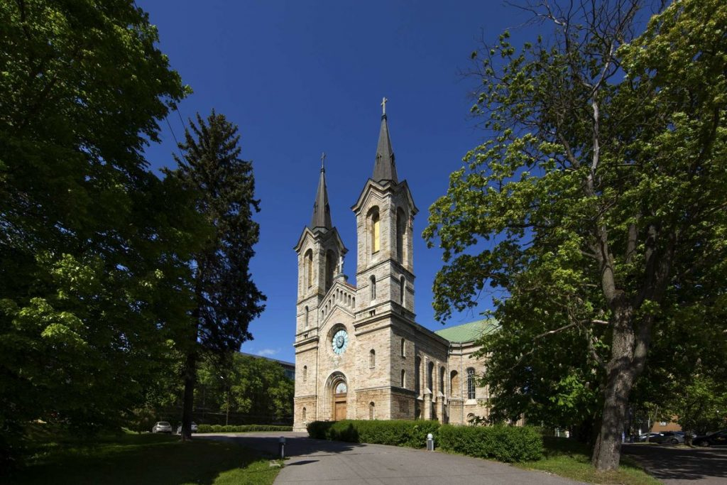 Церковь Каарли в Таллине
