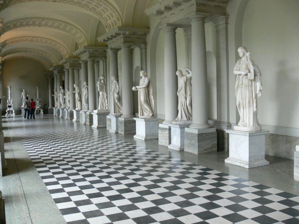 Музей античности при Королевском дворце в Стокгольме