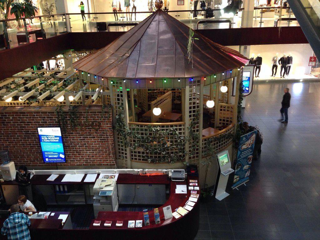 Торговый центр Astri Centrum в Нарве