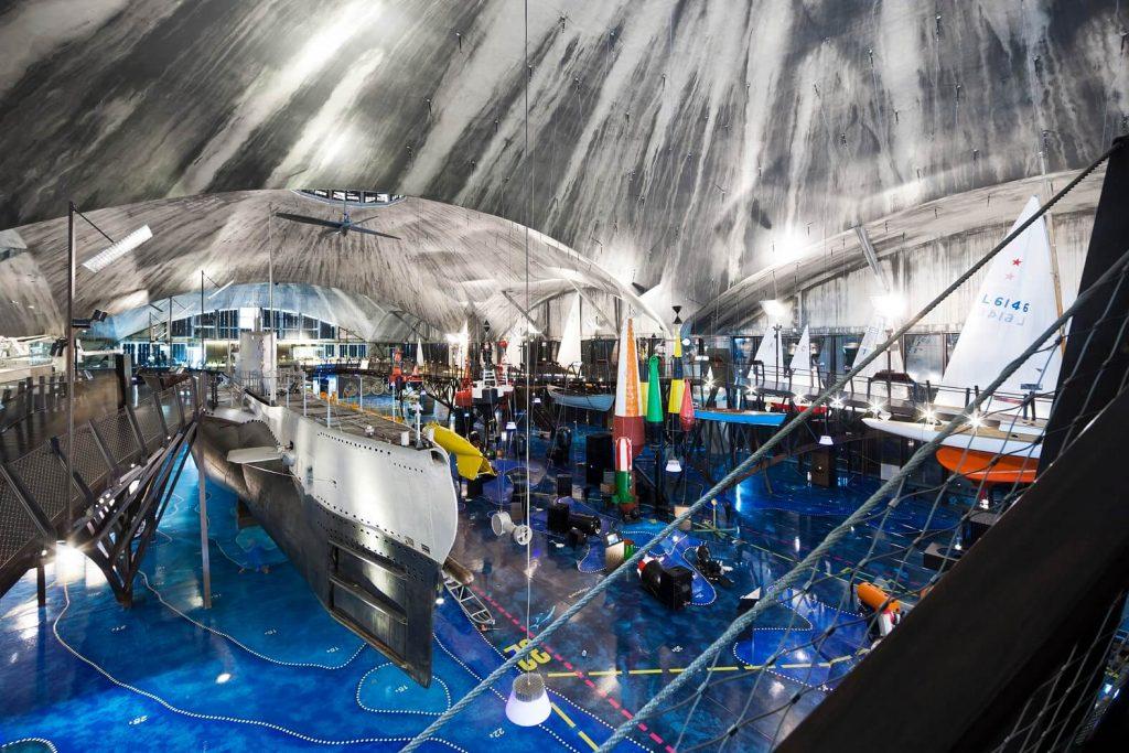 Морской музей в Летней Гавани