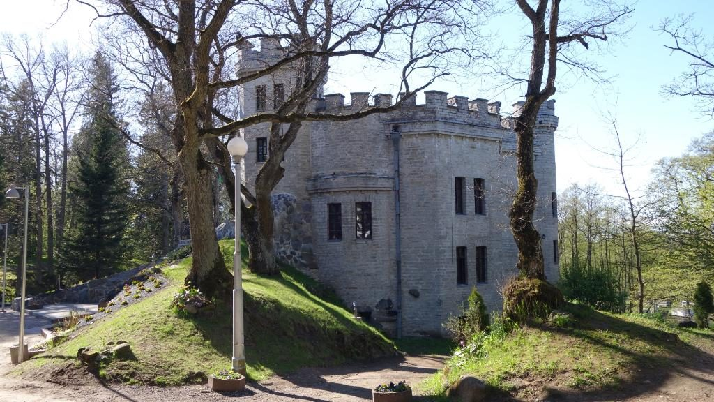Замок Глена в Таллине