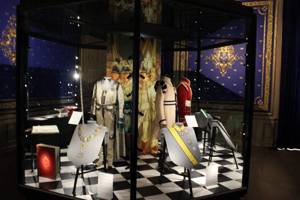 Музей Сокровищница при Королевском дворце в Стокгольме