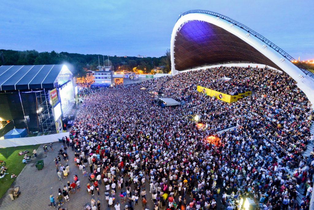 Певческое поле в Таллине