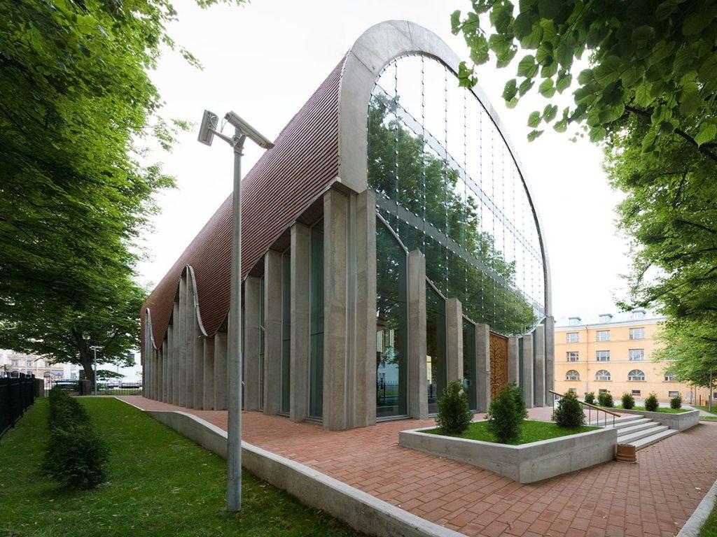 Синагога в Таллине