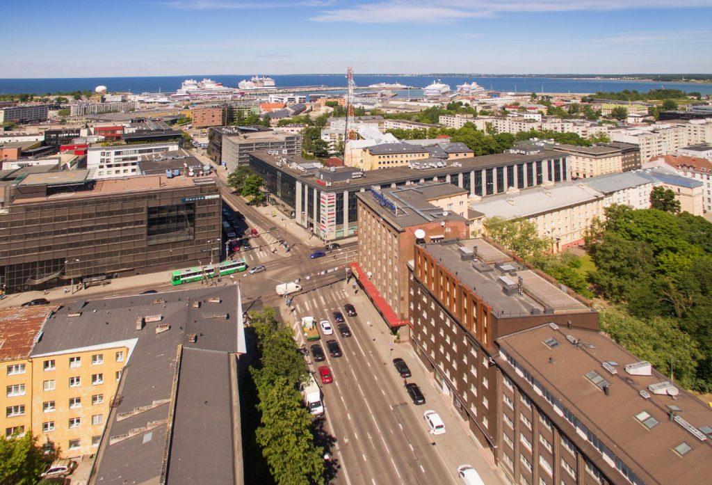 Улицы Таллина