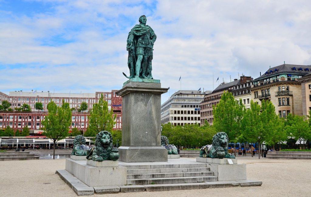 Площадь Карла XIII