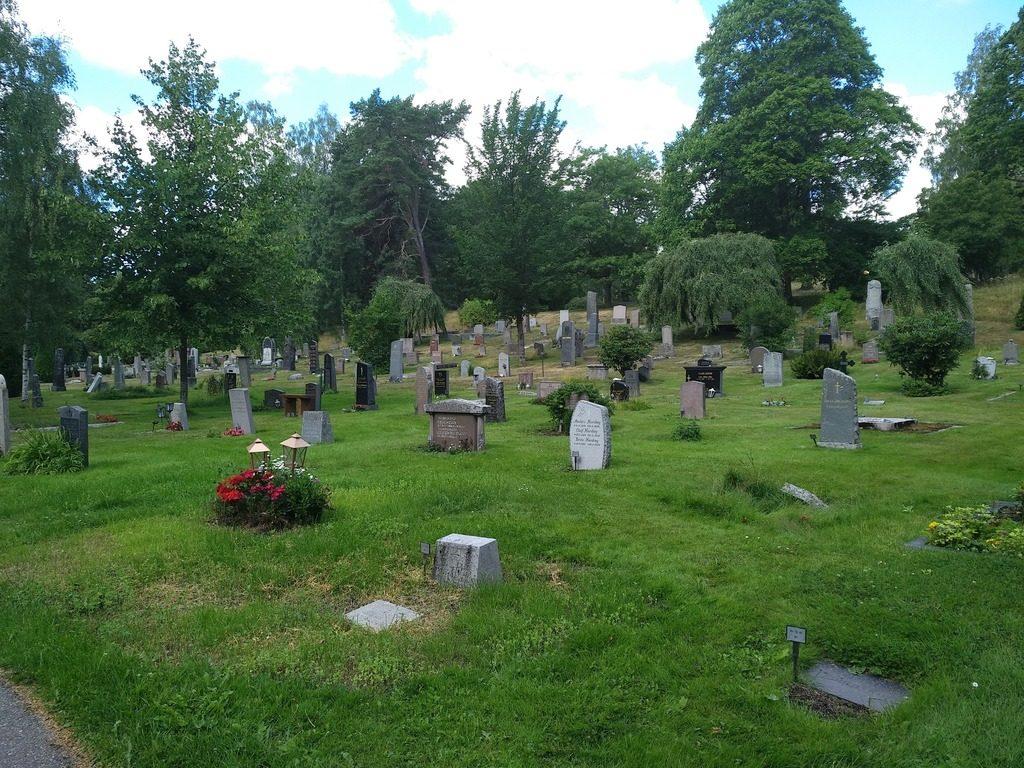 Кладбище Хельгеандшусет