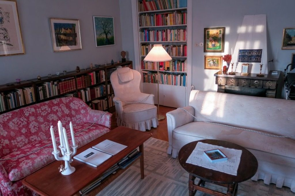 Квартира-музей Астрид Линдгрен