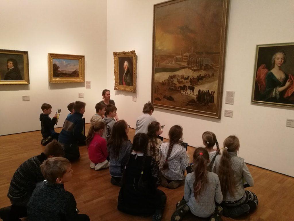 Образовательные программы в музее Куму (Kumu) в Таллине