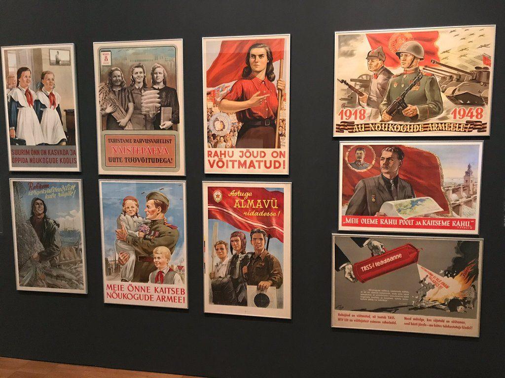 Эстонское искусство советского времени