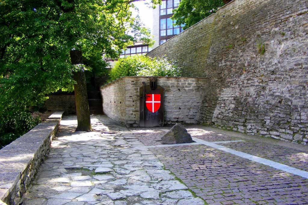 Рыцарь в саду датского короля