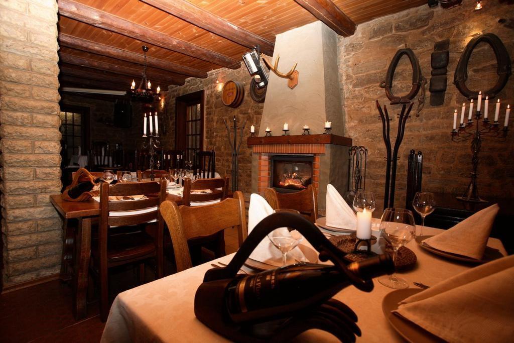 King Restaurant в Нарве
