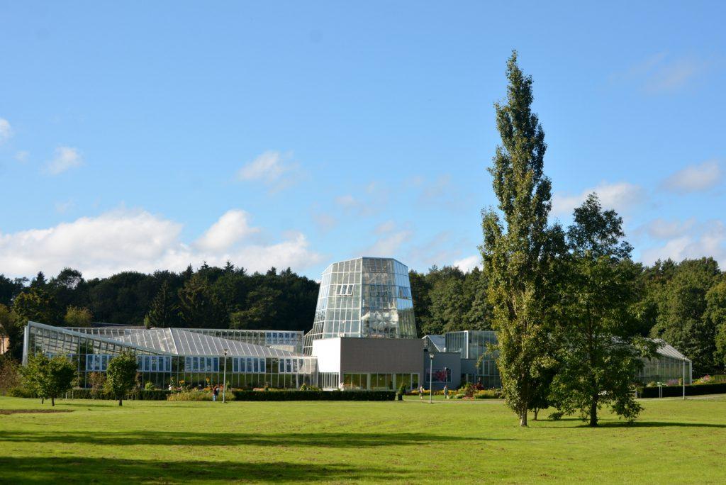 Таллинский ботанический сад в Таллине