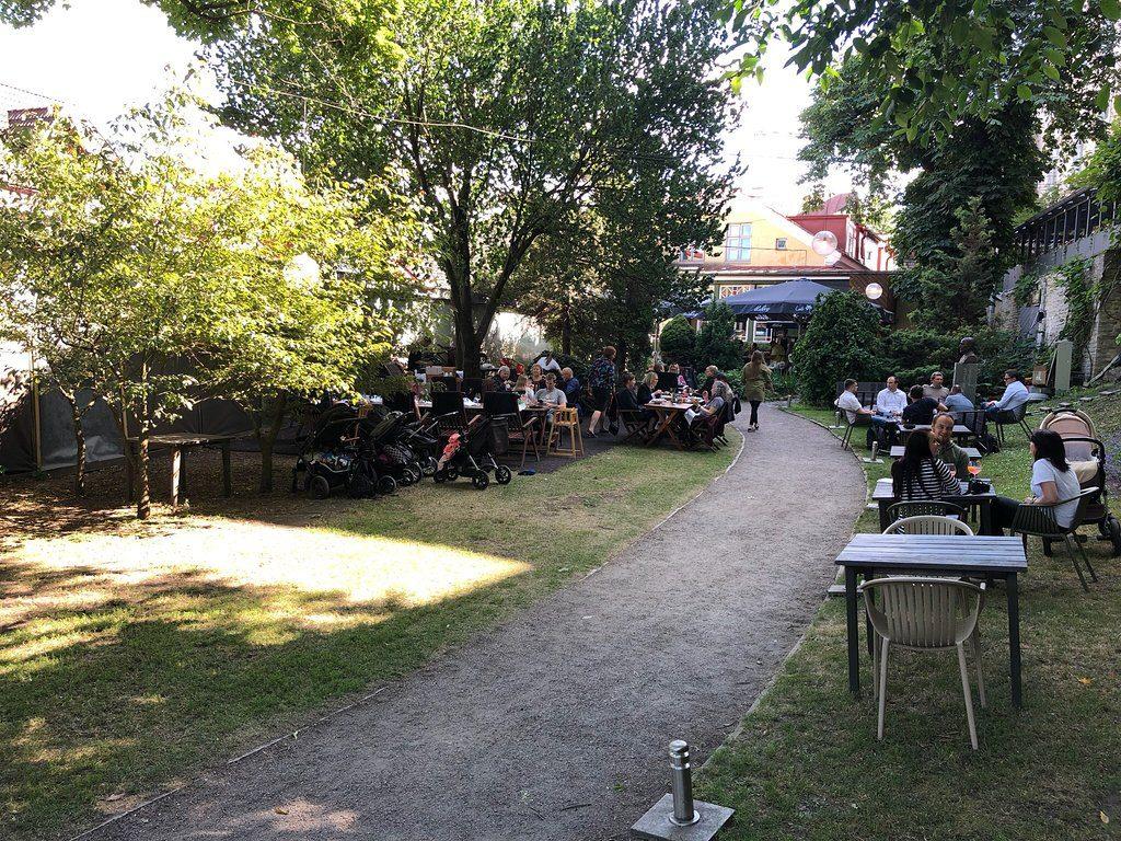 Ресторан Leib Restaurant