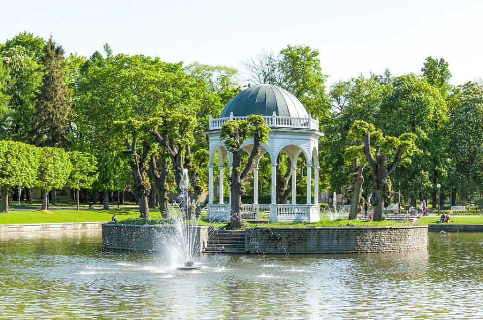 7 лучших парков Таллина для прогулок пешком