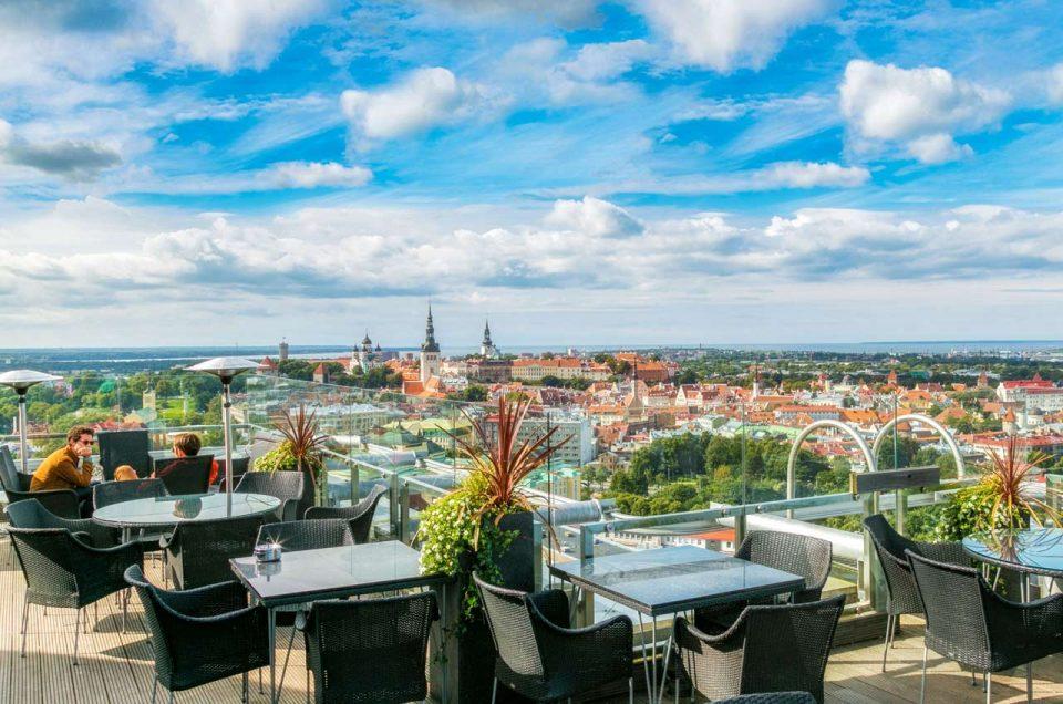 Топ 5 ресторанов в Старом городе Таллина