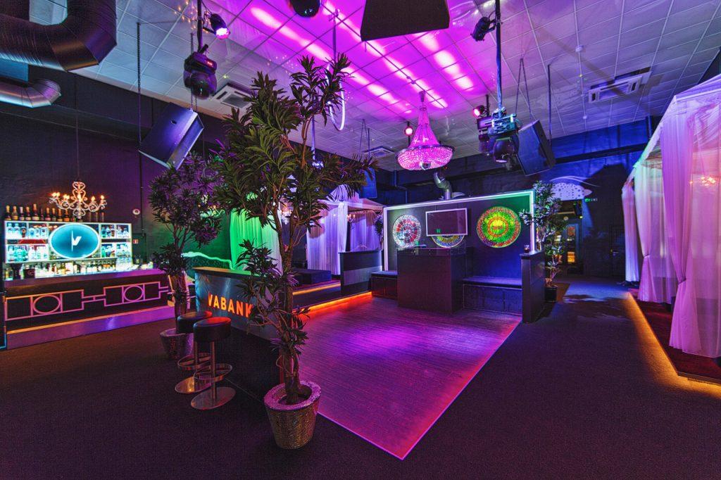 Клуб Vabank в Таллине